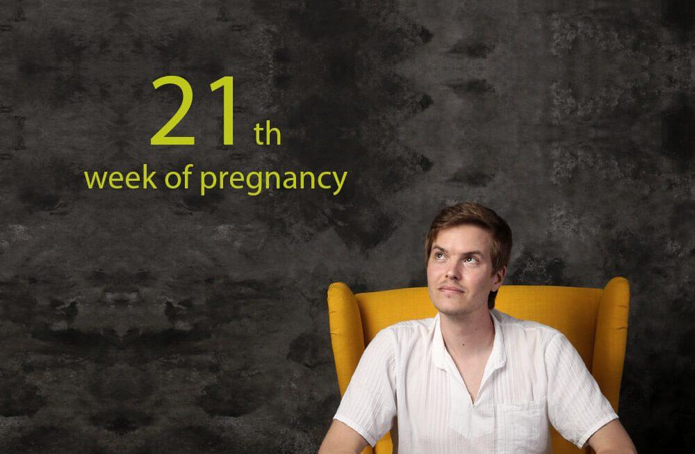 21st Week of pregnancy