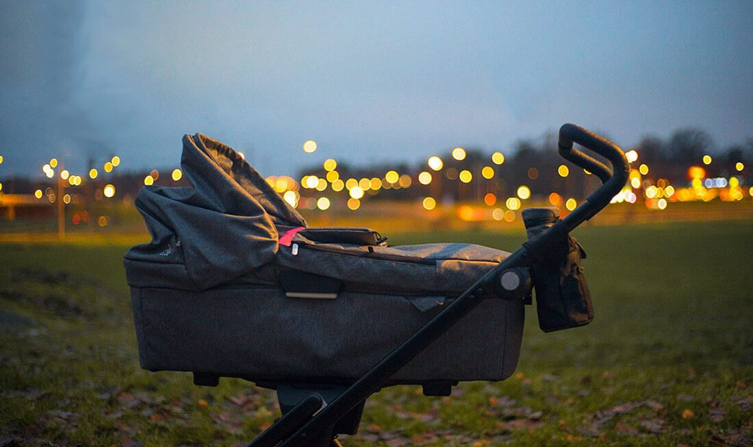 We have it – a perfect baby stroller!