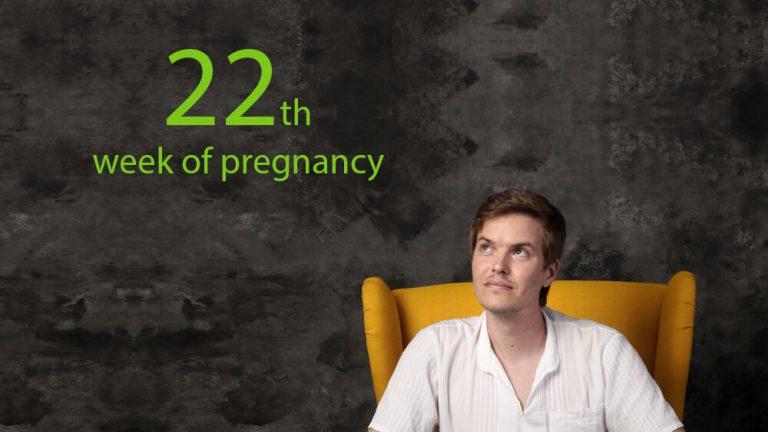 22th week of pregnancy