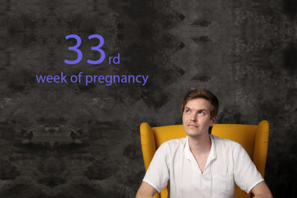 33rd week of pregnancy