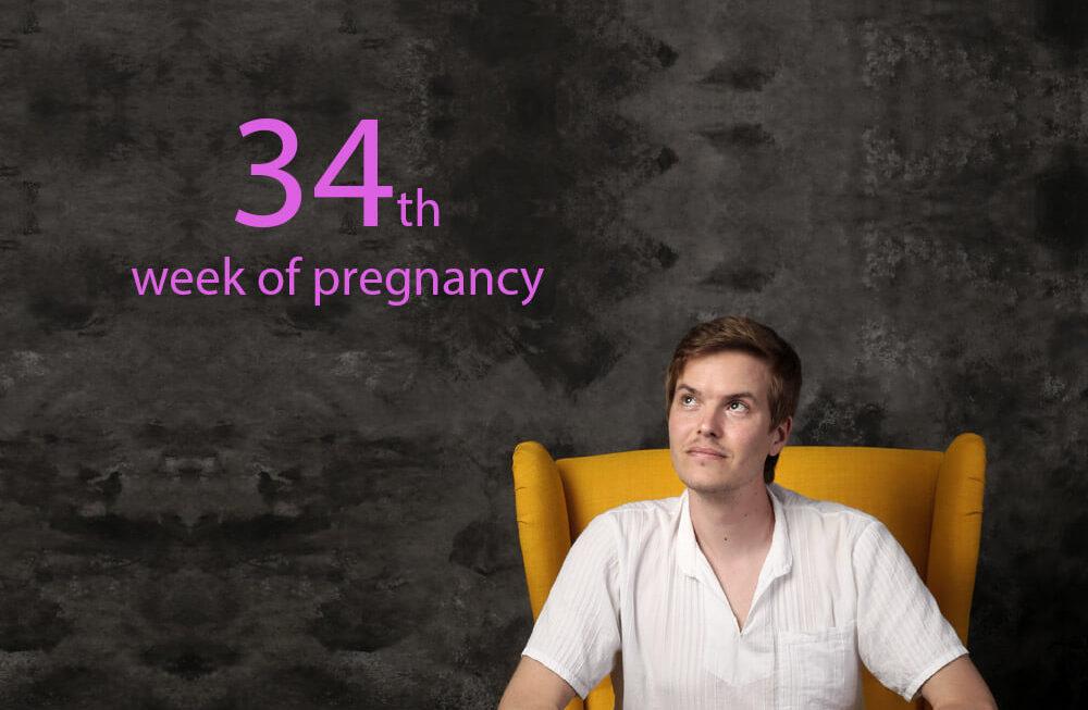 34th week of pregnancy