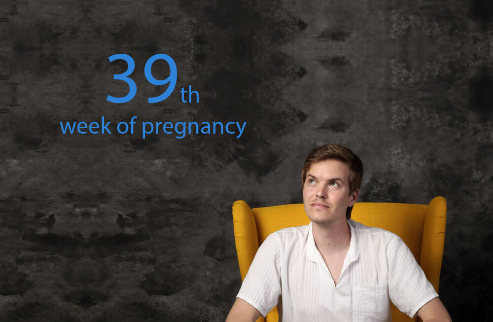 39th week of pregnancy